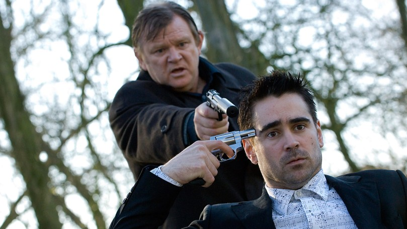Colin Farrell and Brendan Gleeson star in In Bruges