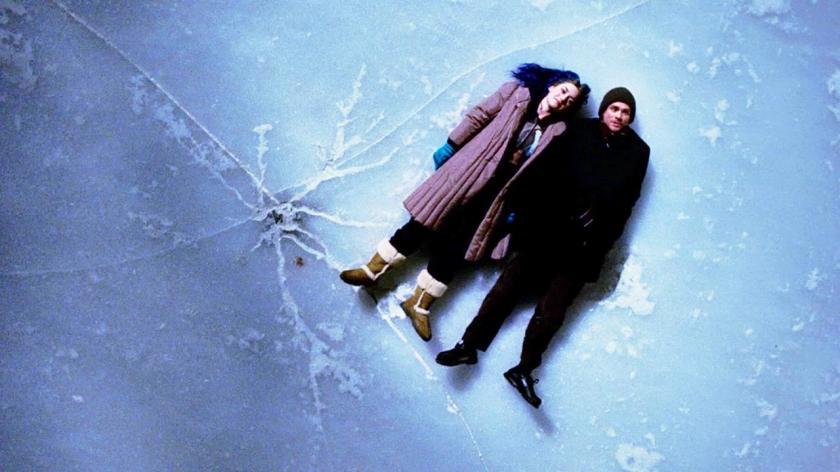 Jim Carrey & Kate Winslet star in Eternal Sunshine of the Spotless Mind