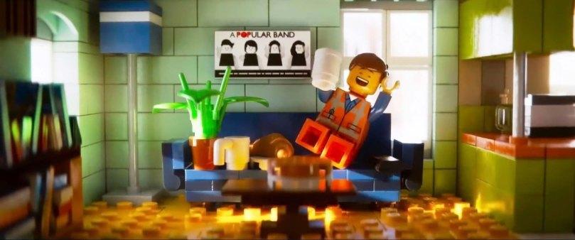 Chris Pratt stars in The Lego Movie