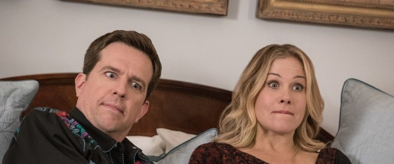Ed Helms and Christina Applegate star in Vacation