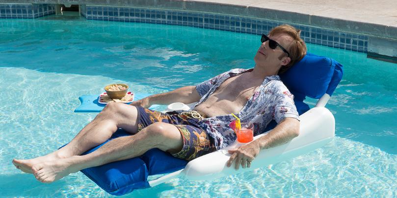 Bob Odenkirk as Saul Goodman in Better Call Saul Season 2