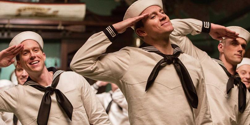 Channing Tatum as Burt in Hail, Caesar!