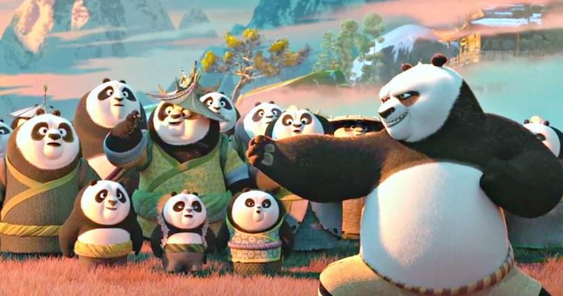 Jack Black Stars in Kung Fu Panda 3