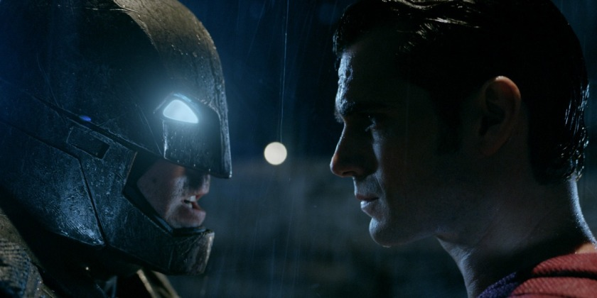 Ben Affleck & Henry Cavill star in Batman v Superman: Dawn of Justice