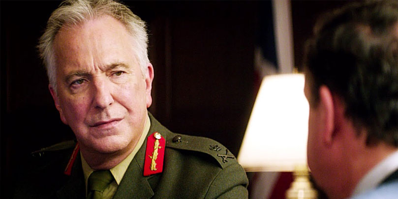 Alan Rickman Stars in Eye in the Sky