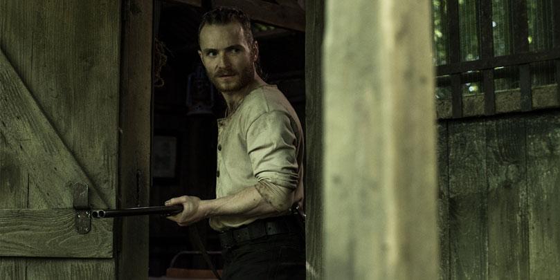 Martin McCann stars in The Survivalist