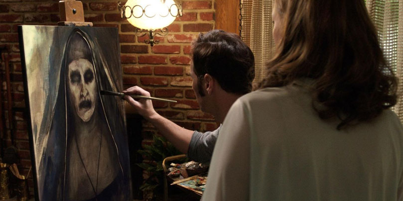 Patrick Wilson stars in The Conjuring 2