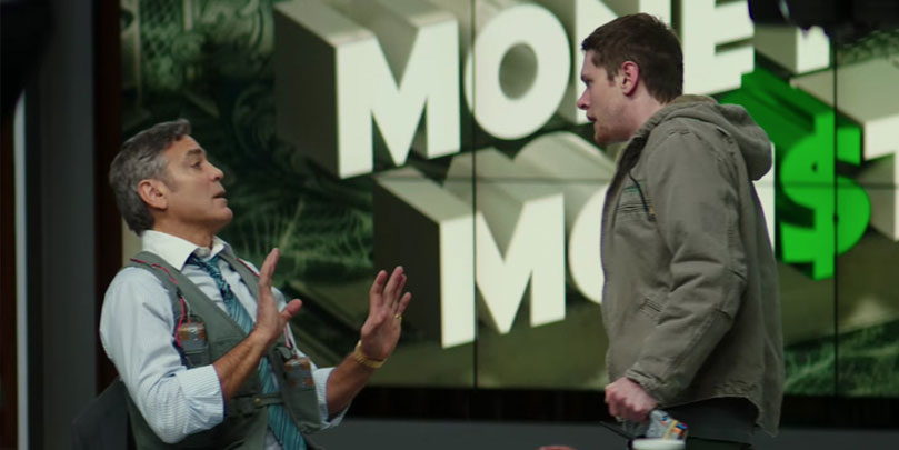 George Clooney and Jack O'Connell star in Money Monster