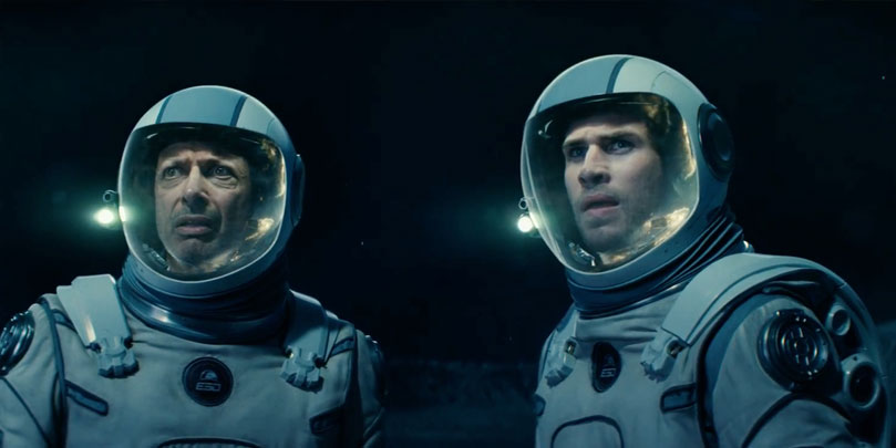 Jeff Goldblum and Liam Hemsworth star in Independence Day: Resurgence