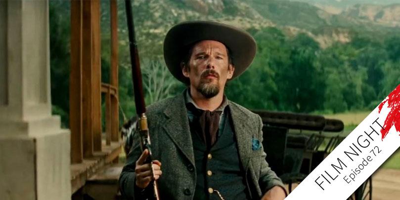 Denzel Washington, Chris Pratt & Ethan Hawke star in The Magnificent Seven