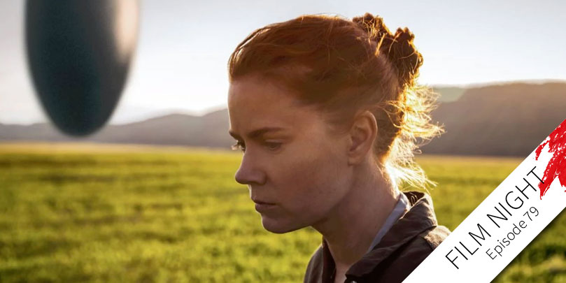 Amy Adams and Jeremy Renner star in Arrival