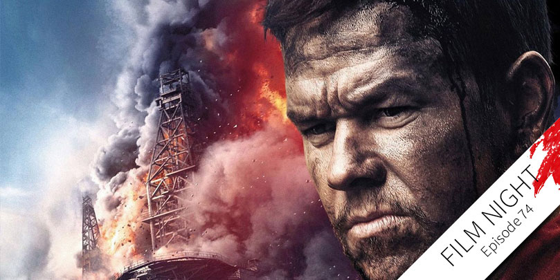 Mark Wahlberg stars in Deepwater Horizon
