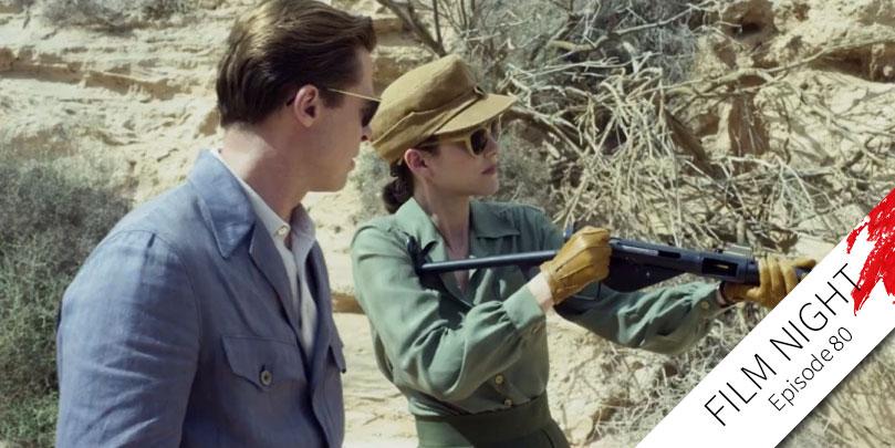 Brad Pitt & Marion Cotillard star in Allied