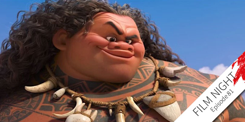 "Dwayne ""The Rock"" Johnson stars in Moana"