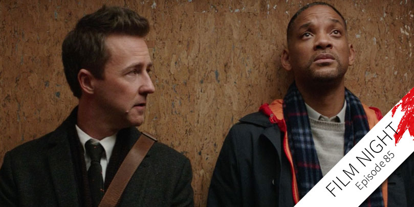 Will Smith and Edward Norton star in Collateral Beauty