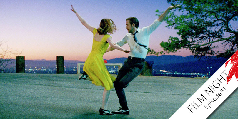 Ryan Gosling & Emma Stone star in La La Land