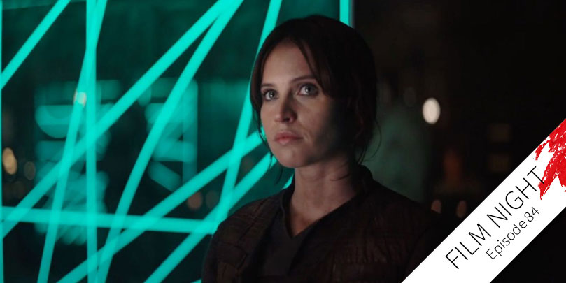 Felicity Jones stars in Rogue One: A Star Wars Story