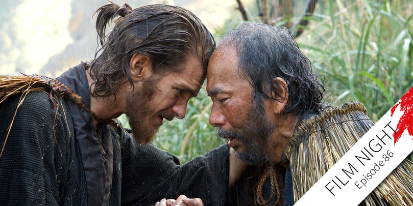 Andrew Garfield and Adam Driver star in Silence