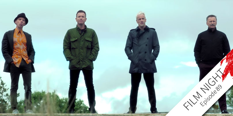 Ewan McGregor stars in T2: Trainspotting