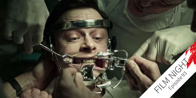 Dane DeHaan stars in A Cure for Wellness