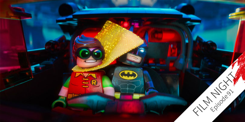 Will Arnett & Michael Cera star in The LEGO Batman Movie