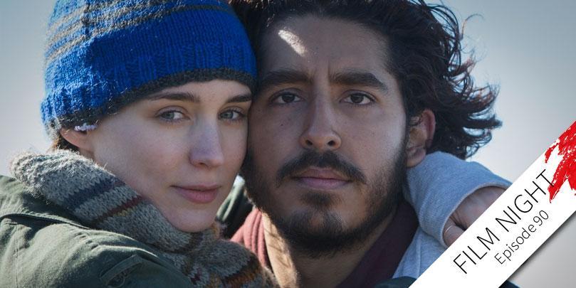 Dev Patel & Rooney Mara star in Lion