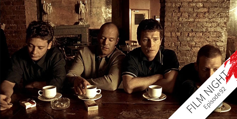 Nick Moran stars in Lock, Stock and Two Smoking Barrels