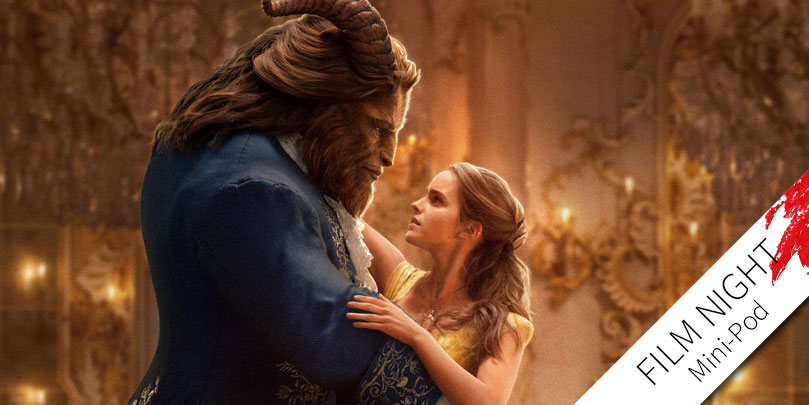Emma Watson stars in Beauty and the Beast