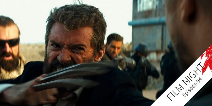 Hugh Jackman stars in Logan