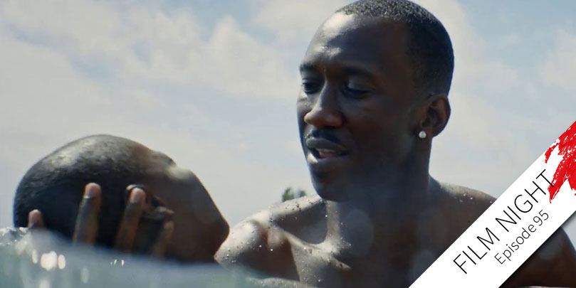 Alex Hibbert & Mahershala Ali star in Moonlight