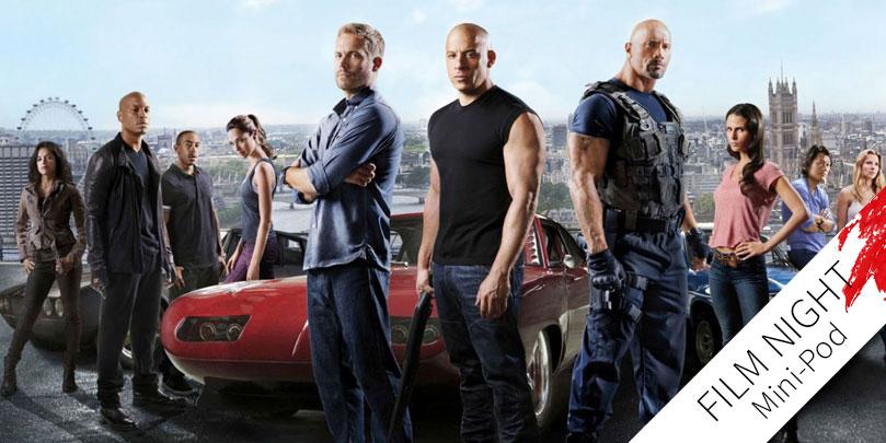 Vin Diesel stars in Fast & Furious 8