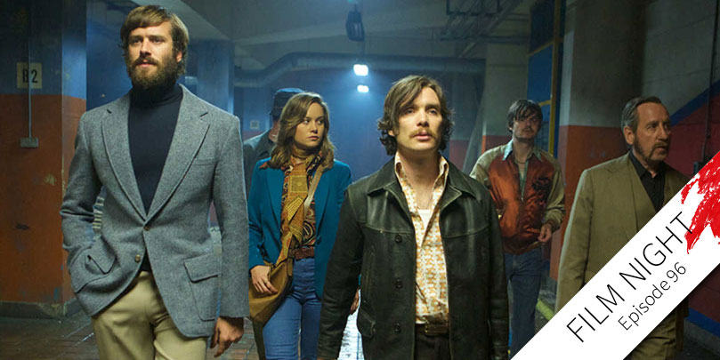 Cillian Murphy and Armie Hammer star in Free Fire