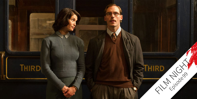 Gemma Arterton & Sam Claflin star in Their Finest