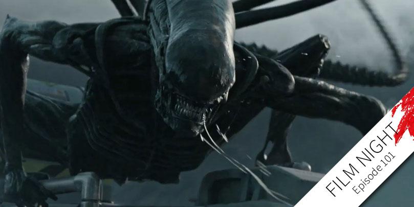 Katherine Waterston stars in Alien: Covenant.