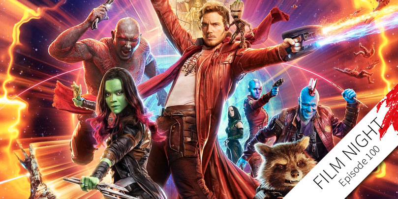 Chris Pratt stars in Guardians of the Galaxy Vol. 2