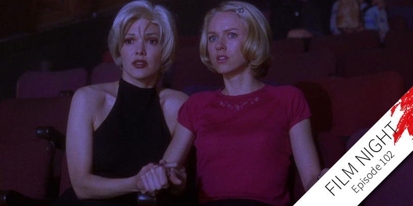 Naomi Watts & Laura Harring star in Mulholland Drive