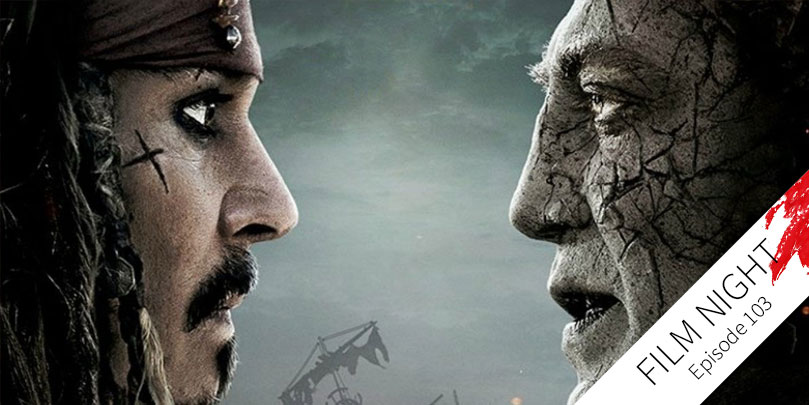 Johnny Depp & Javier Bardem star in Pirates of the Caribbean: Salazar's Revenge