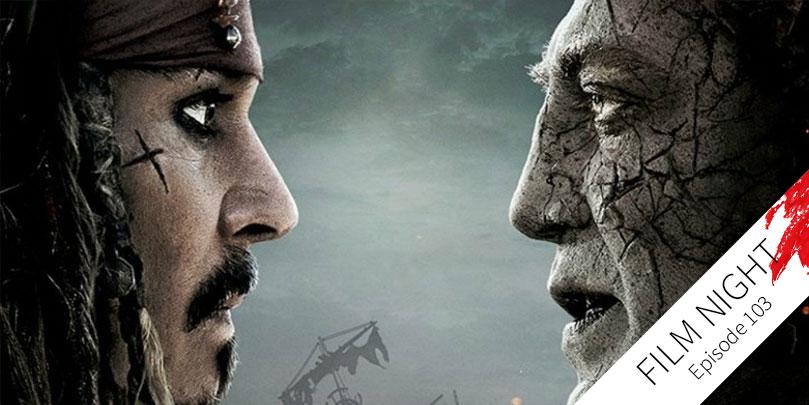 Johnny Depp & Javier Bardem star in Pirates of the Caribbean: Salazar's Revenge