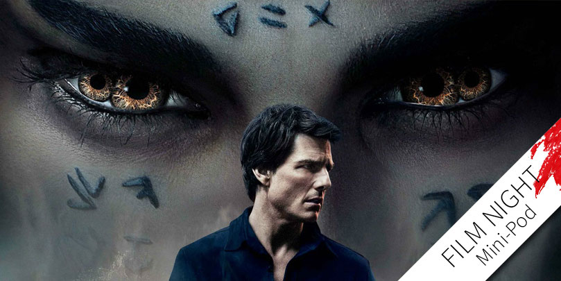 Tom Cruise stars in The Mummy