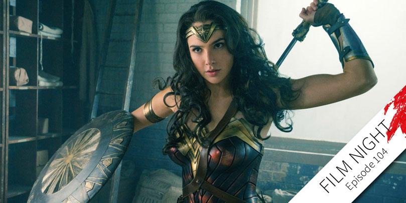 Gal Gadot stars in Wonder Woman