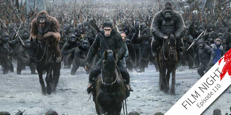 Andy Serkis stars in War for the Planet of the Apes