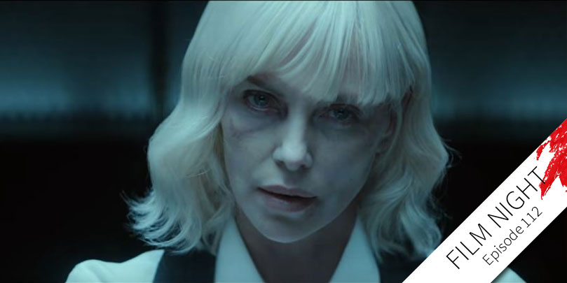 Charlize Theron stars in Atomic Blonde