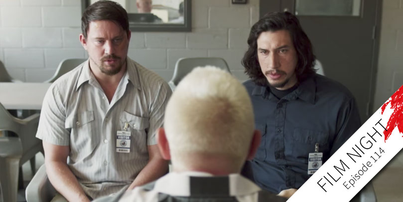 Channing Tatum & Adam Driver star in Logan Lucky