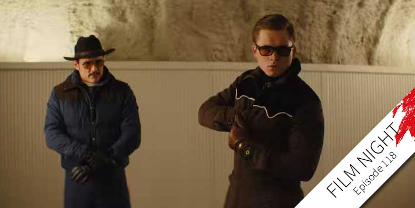 Taron Egerton stars in Kingsman: The Golden Circle