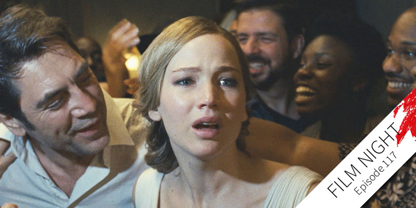 Jennifer Lawrence & Javier Bardem star in mother!