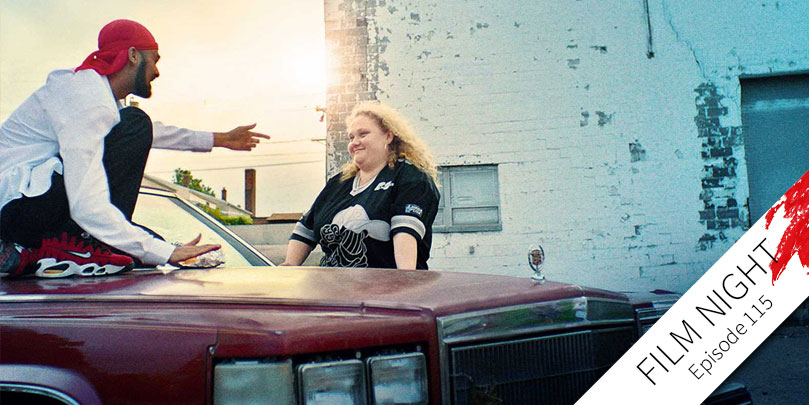 Danielle MacDonald stars in Patti Cake$