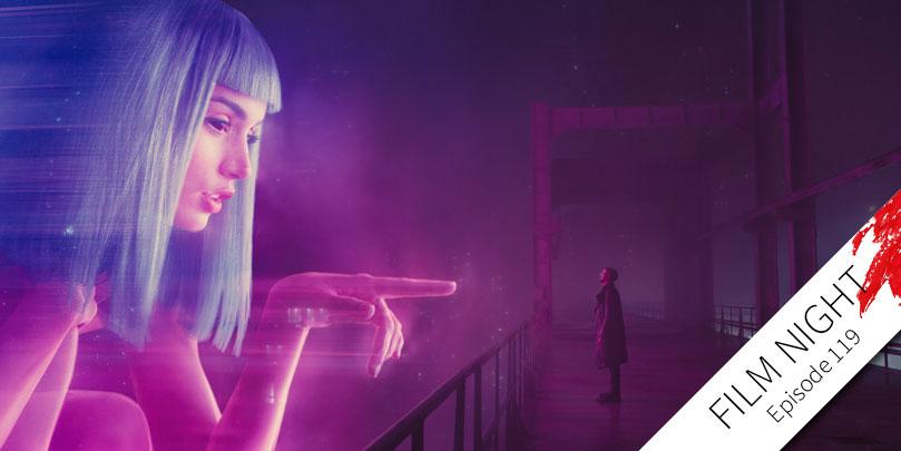 Ryan Gosling & Harrison Ford star in Blade Runner 2049