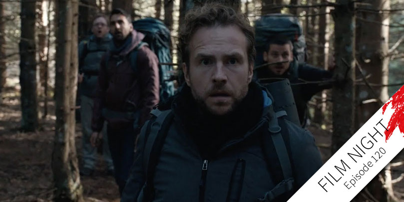 Rafe Spall stars in The Ritual