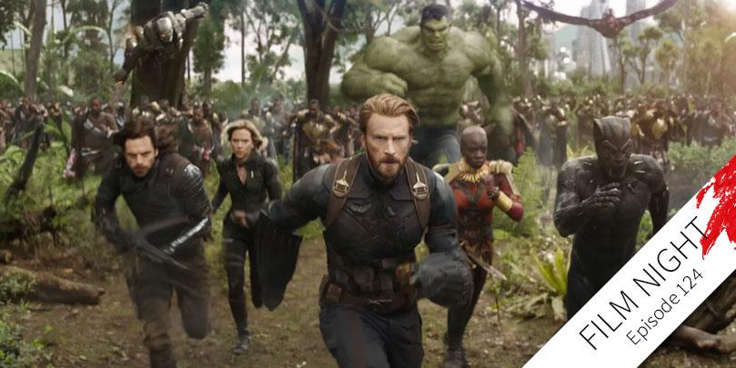 Robert Downey Jr. Stars in Avengers: Infinity War
