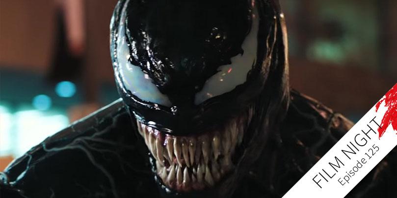 Tom Hardy stars in Venom